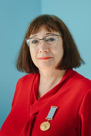 Самойлова Ирина Юрьевна