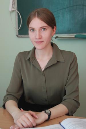 Суслова Ольга Владимировна